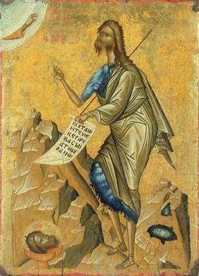 St. John the Baptist, c.1500
