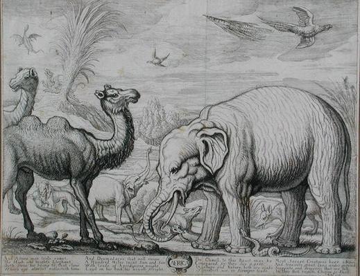 Africa, 1672