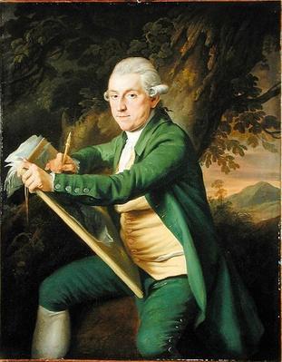 George Robertson, 1776