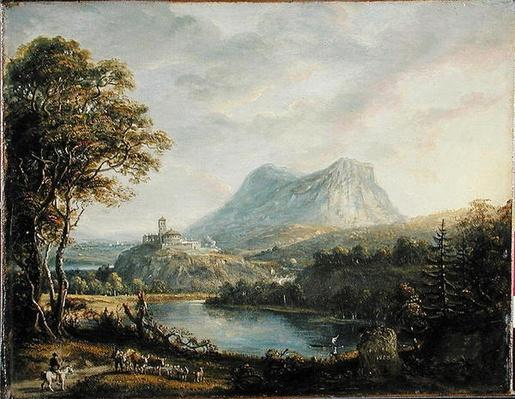 Landscape with a Lake, 1808