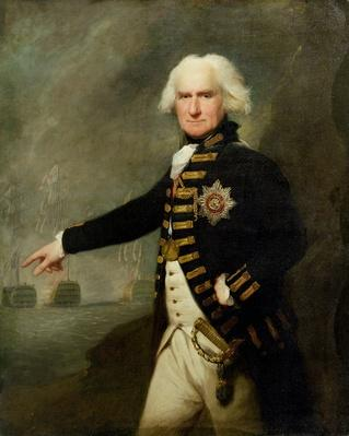 Admiral Lord Bridport