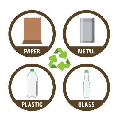 Recycle Design -  1 | Clipart