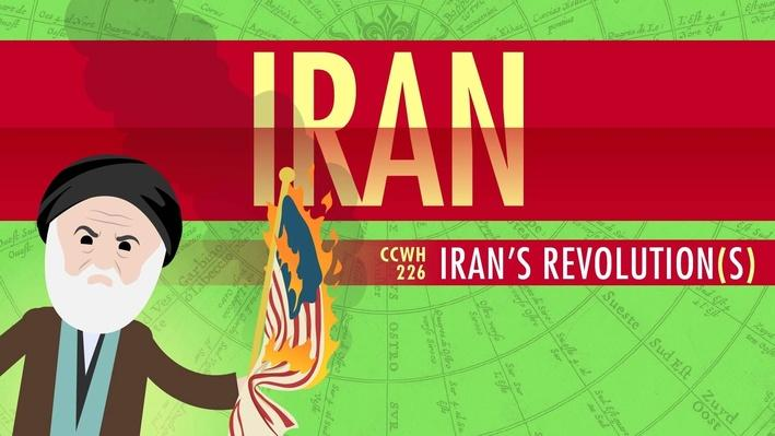 Iran's Revolutions | Crash Course World History