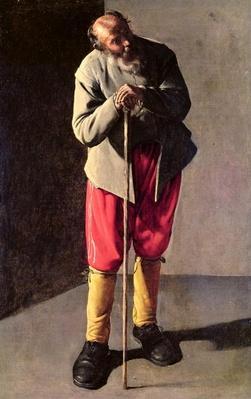 Old Man, c.1618-19