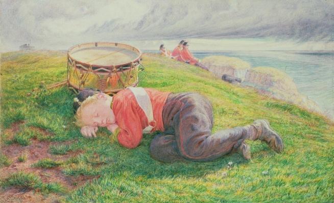 The Drummer Boy's Dream