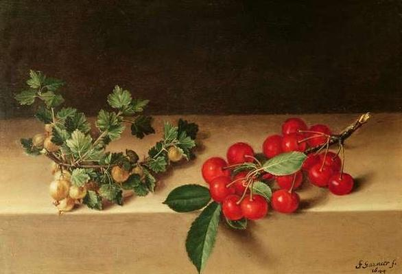 Fruit on the Table, 1644