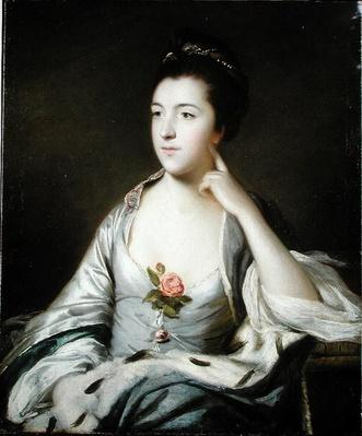 Portrait of Lady Juliana Dawkins, 1760