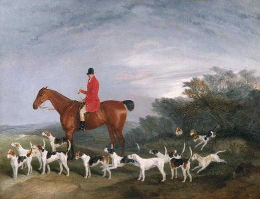 Out Hunting, 1841