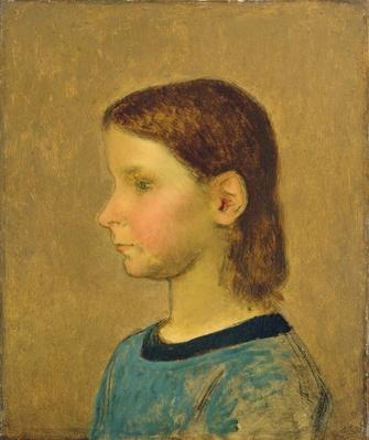 Louise Millet, c.1863