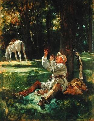 Rider's Rest, 1876