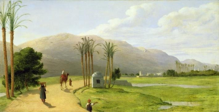 Asyut on the Nile, 1873