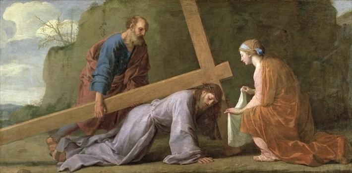 Christ Carrying the Cross, c.1651