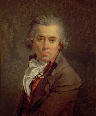 Self Portrait, 1791