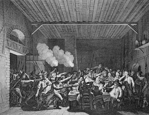 The Arrest of Louis XVI