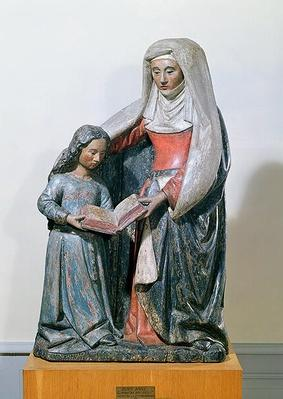 St. Anne and the Virgin, 1500-30