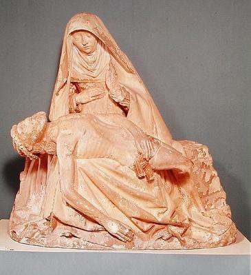 Pieta, 15th-16th century