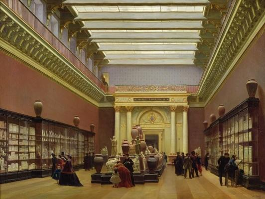 La Galerie Campana, 1866