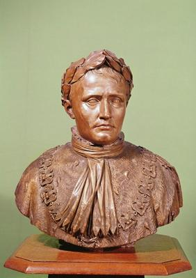 Bust of Napoleon I