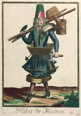 The Mason's Costume