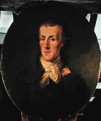 Portrait of Jacques Pierre Brissot