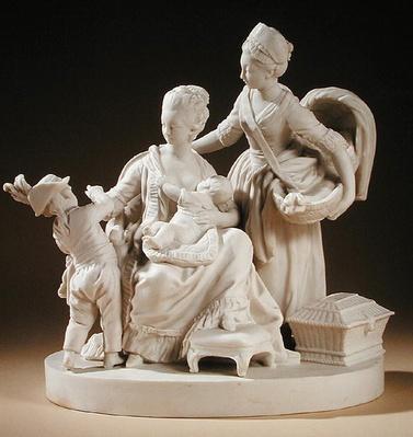 The Nursemaid, 1774