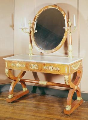 Dressing table, First Empire Style