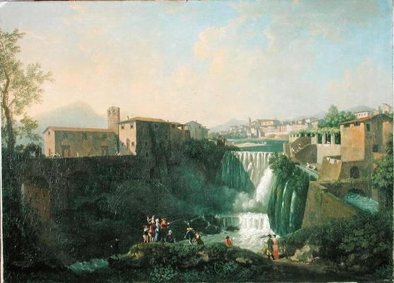 A View of Tivoli, c.1750-55