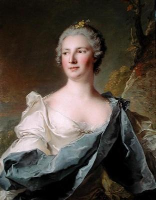 Portrait of Barbara Belgioso d'Este