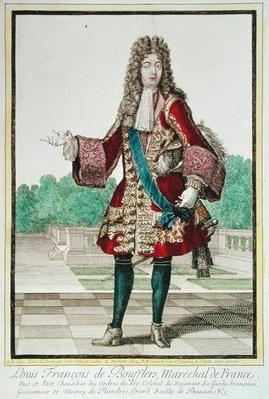 Marshal Louis Francois de Boufflers