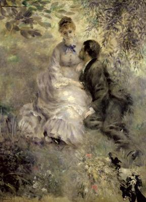The Lovers, c.1875