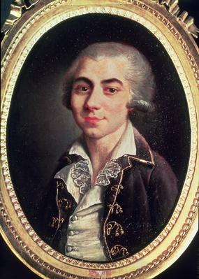 Portrait of Andre Chenier