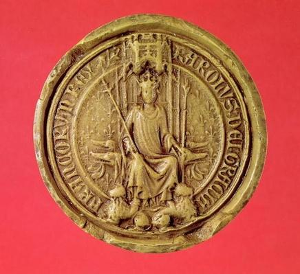 Seal of Charles VII