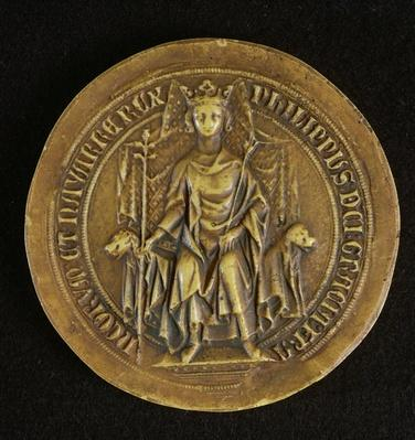 Seal of Philippe V