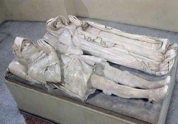 Effigies of Anne de Montmorency