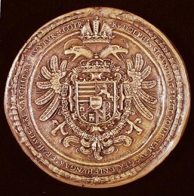 Seal of Emperor Rudolf II