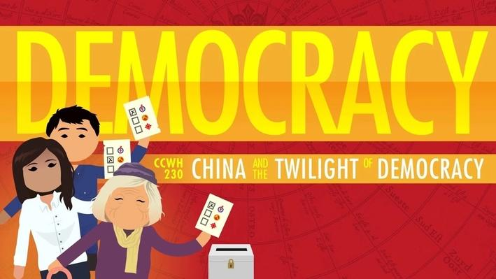 Democracy, Authoritarian Capitalism, and China | Crash Course World History