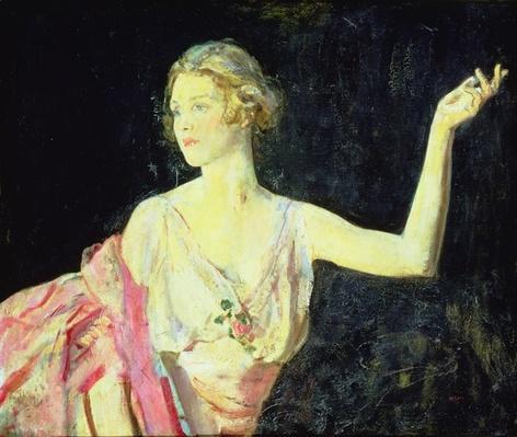 Lady Diana Cooper, 1915