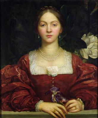 Portrait of Countess of Airlie