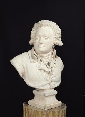 Bust of Mirabeau