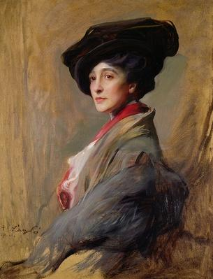Mrs David Beatty, later the Countess Beatty