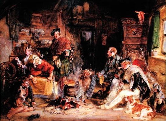 Highland Hospitality, 1832