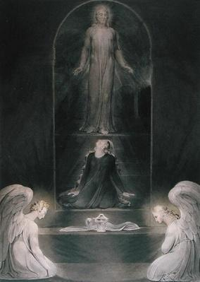 Mary Magdalene at the Sepulchre, c.1805