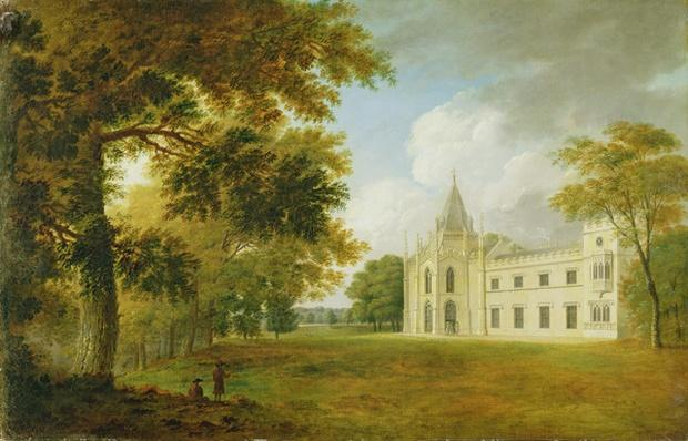 Lee Priory, Kent, c.1800