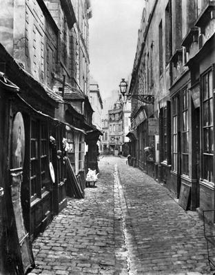Passage de la Petite Boucherie