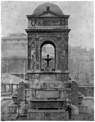 Fontaine des Innocents, 1547