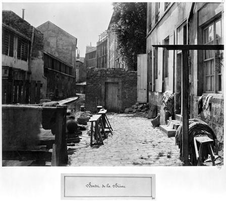 Banks of the Bievre, Paris, 1858-78