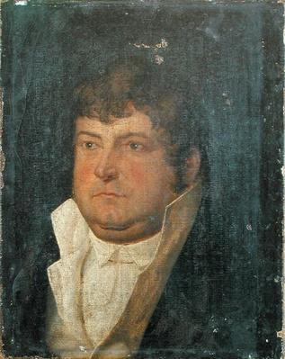 Portrait of Georges Cadoudal