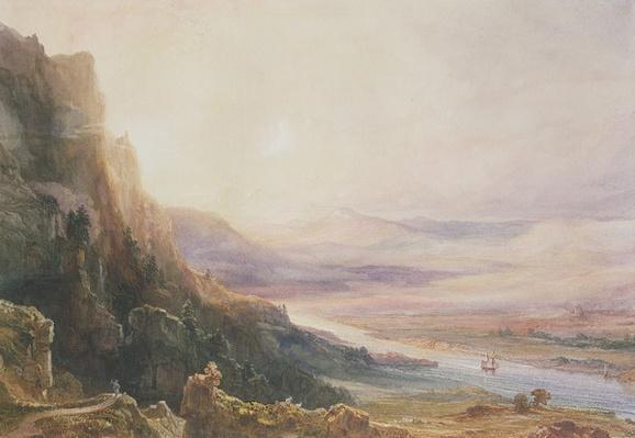 Perth Landscape, 1850