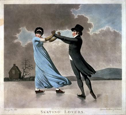 Skating Lovers