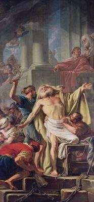 The Flagellation of St. Andrew, 1761